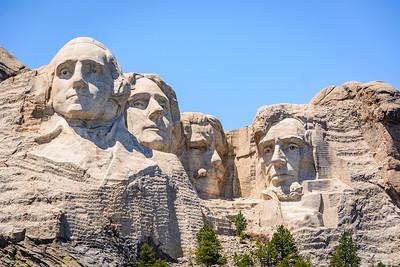 Mt. Rushmore National Monument