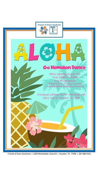 Go Hawaiian Dance