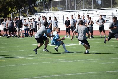 Varsity 7x7 at Hillsdale - San Mateo - July 11
