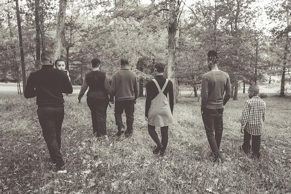 Taylor Family (Fall 2018)