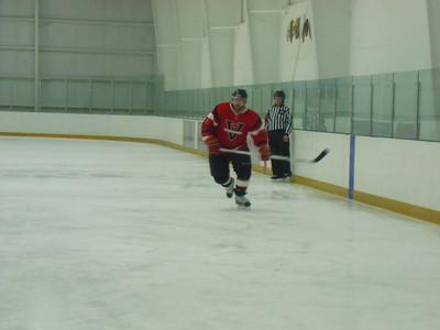 Oct. '10: MOOSEHEADS (Danno's new hockey team)