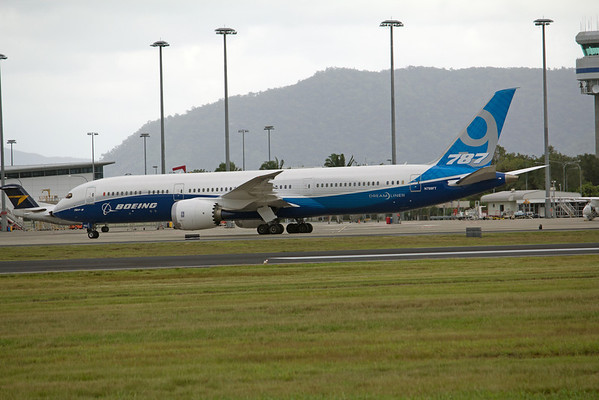 ASSORTED BOEING 787S