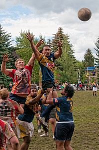 Rugby Game - Aspen, CO