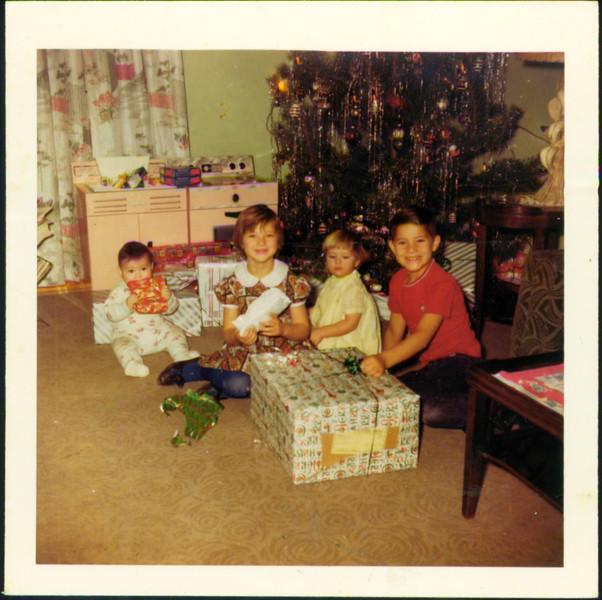 Jeff, Jeanette, Shari, Ramona Grant