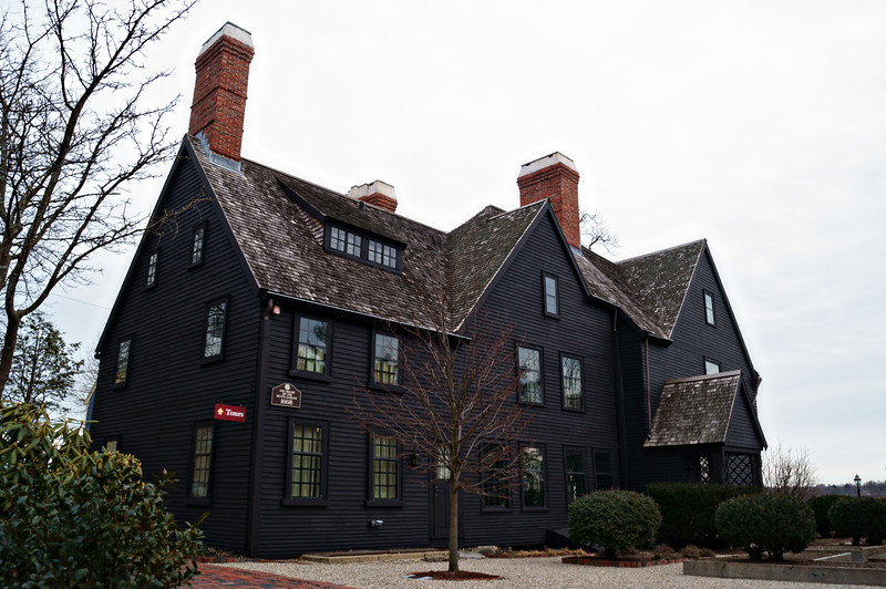 The House of the Seven Gables. January 2013