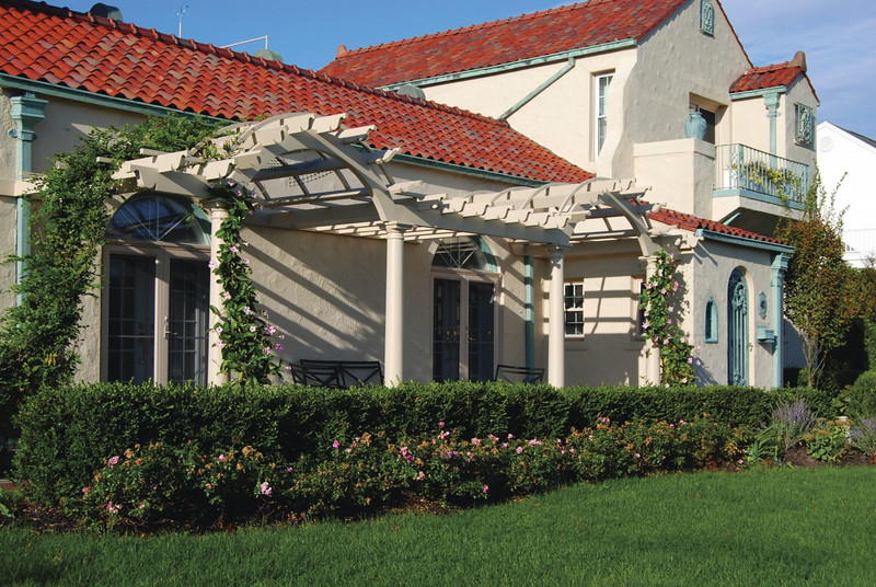 286 - 362452 - Brightwaters NY - Pergola with Arches