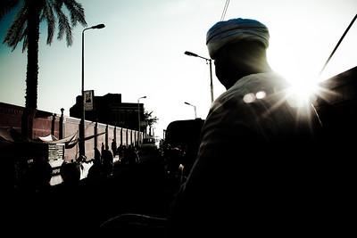 Luxor Calesh Ride 2011