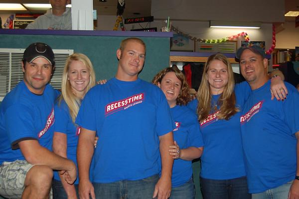 Fall 2011 Monday Bowling