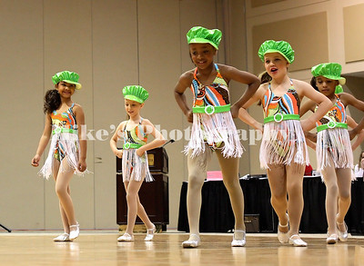 Jodie at I Love Dance Competition in Memphis