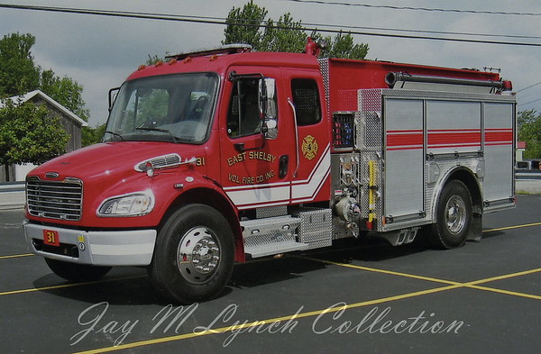 East Shelby Fire Department