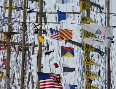 Black Ships Sake Sail - Newport