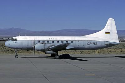 SASA (Servicios Aéreos Santa Ana)