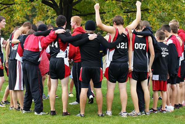CHS Boys CC PAC Meet