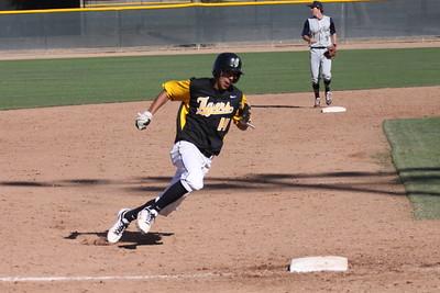 2012 Gilbert Baseball vs Desert Vista