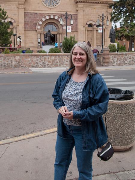 Barb in Santa Fe