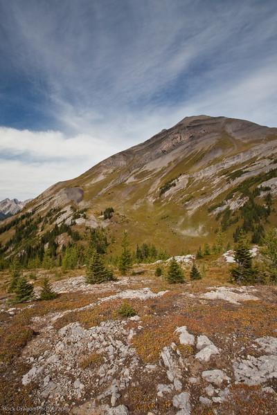 Burstall Pass, Kananaskis Country Alberta