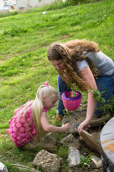 Easter Egg Hunt - April 2011