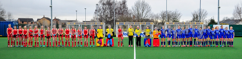 Scotland  v Wales U16/U18 Girls