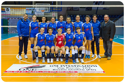 One Investigazioni Bastia - Serie D/F 2013-14