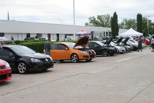 Republic of Dubs Car Show