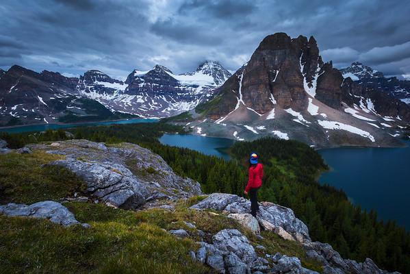 Assiniboine July