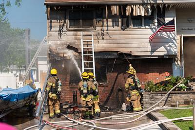 Working Fire Box 34-12 7-3-20