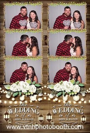 Photo Strips - 10/12/19 - Abby & Randy