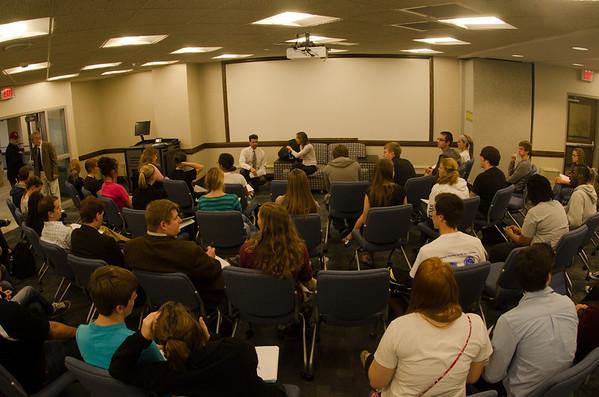 ISU Speaker Series 2011- Heidi Cullen