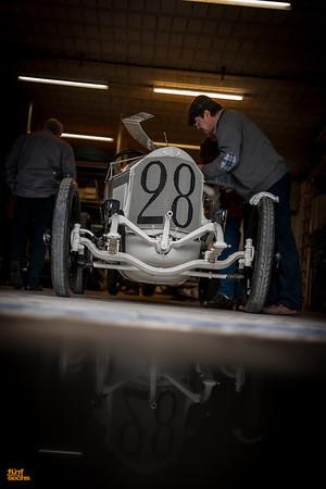 100 Jahre Mercedes-Dreifachsieg Lyon