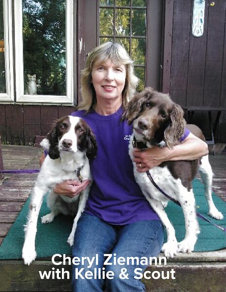 Cheryl Ziemann with Kellie & Scout.jpg