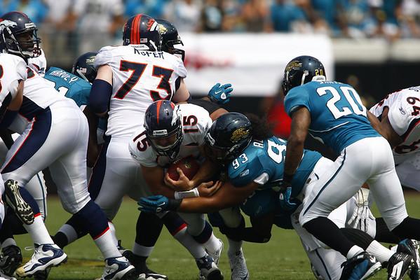 Jaguars v. Broncos