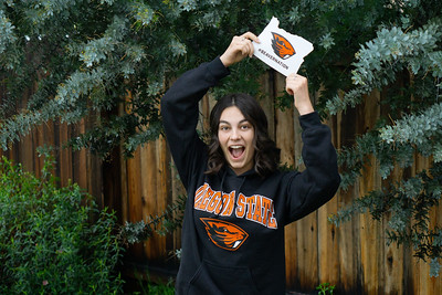 Lexi Commits to OSU