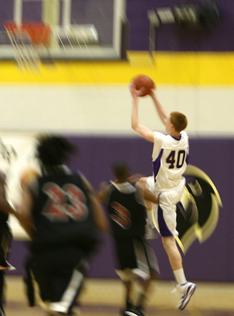 MTHS Falcon Basketball