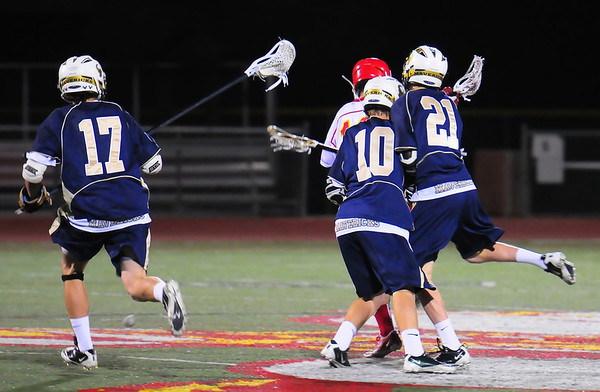 LCC Varsity Lacrosse vs. Cathedral 3.14.12