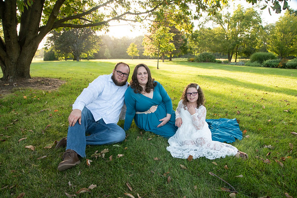 Ball Family Maternity 2021