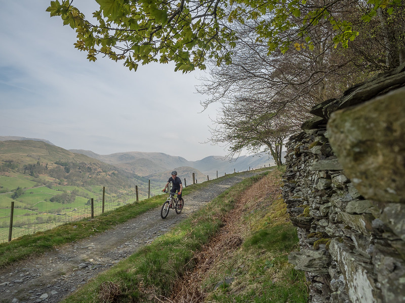 Lake District shoot for Howies.