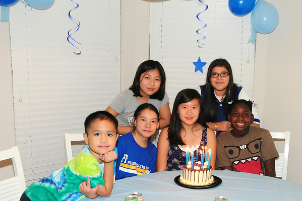 Sarah's 11th Birthday