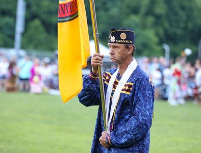 45th Annual Eastern Band Cherokee Pow Wow, July 2
