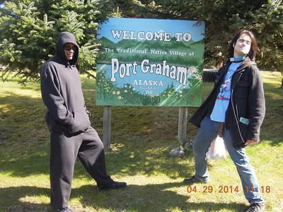 Port Graham 2014