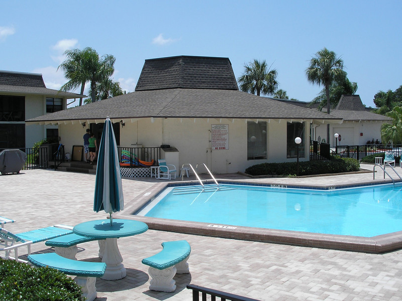 Pool and Community Meeting Room