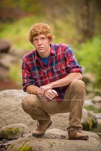 Andrew Opsal Senior Portraits