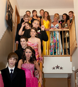 Kevins Prom 2011