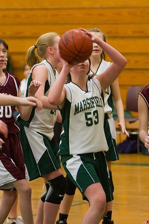 Marshfield Grade 6 Travel B-Ball