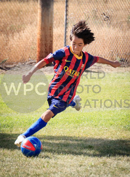 August 2, 2013 Park City Cup Game 2