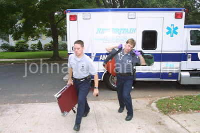 New Britain EMS - Staff Working - October 3, 2002