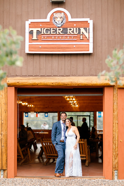 Becca & Ty Wedding - Breckenridge CO
