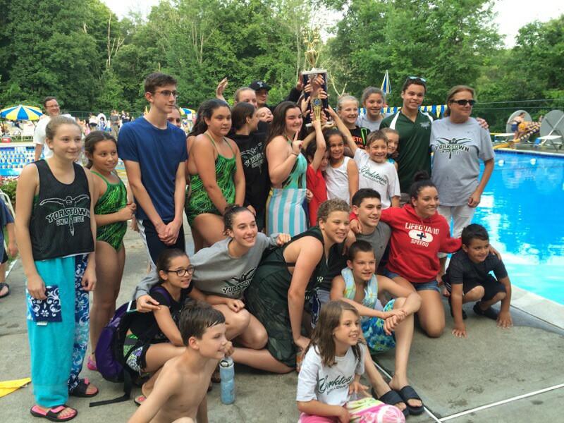 Yaz Swim Team