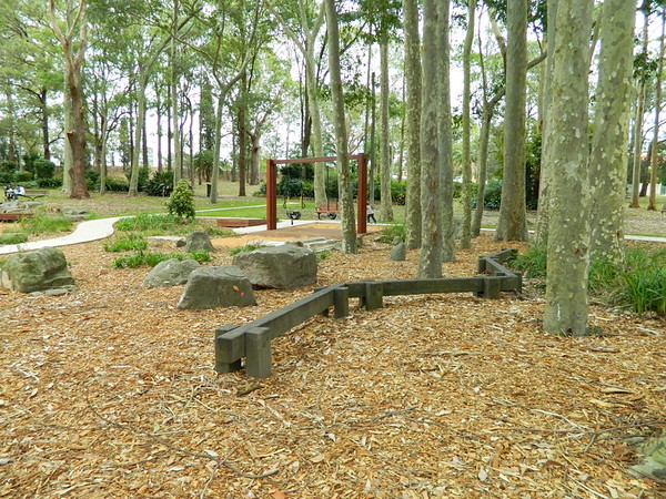 beauchamp reserve regional playspace willoughby nsw
