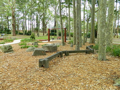beauchamp park playspace