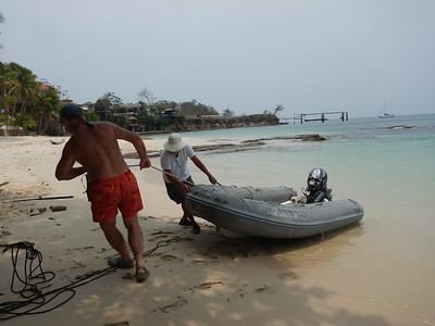 Contradora Island, Panama